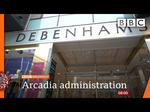 Debenhams faces uncertain future as JD Sports quits rescue talks 🔴 @BBC News live - BBC