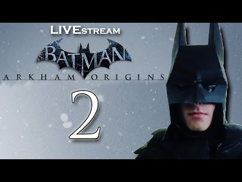 EPIC CAPE SWOOSH - Batman Livestream