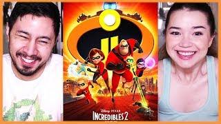 INCREDIBLES 2   Disney, Pixar   Trailer Reactio...