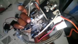 my hangar 9 f4u 20cc corsair