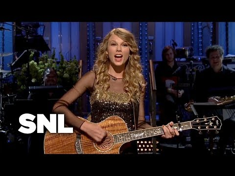 Taylor Swift Monologue Song - Saturday Night Live