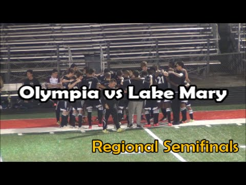 Olympia vs Lake Mary Full Game (Playoffs)