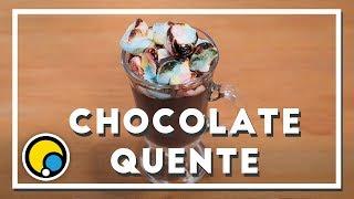 Como fazer Chocolate Quente - Renato Carioni