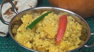 South Indian Pumpkin Curry (koottu) Recipe