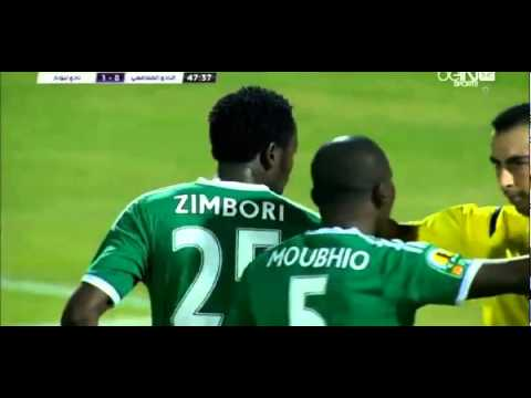 CS Sfaxien 1-1 AC Léopards All goals 07/10/2015