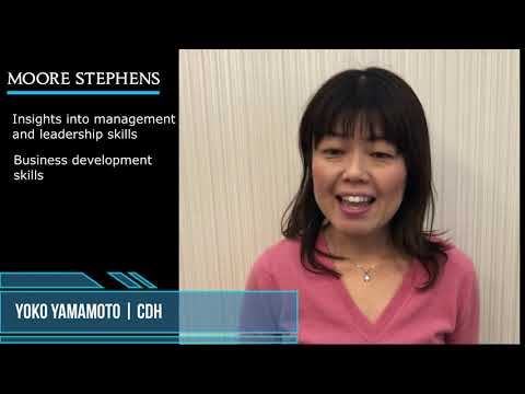 Moore Stephens North America Dynamic Growth Academy