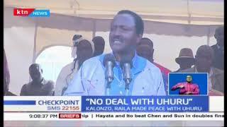 No deal with Uhuru, Kalonzo says
