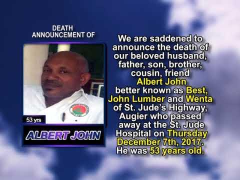 Albert John short