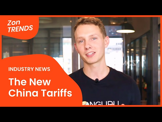 New CHINA Tariffs: What YOU Need to Know 🇺🇸🇨🇳 #AmazonFBA News