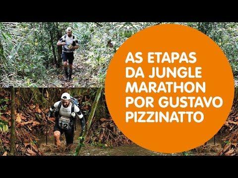 Por dentro das ETAPAS da JUNGLE MARATHON BRAZIL 254km