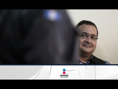 Así llegó Javier Duarte a México | Noticias con Yuriria Sierra