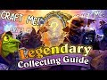 You Must Have These Hearthstone Legendaries for Success. Great Legendary Crafting & Collecting Guide