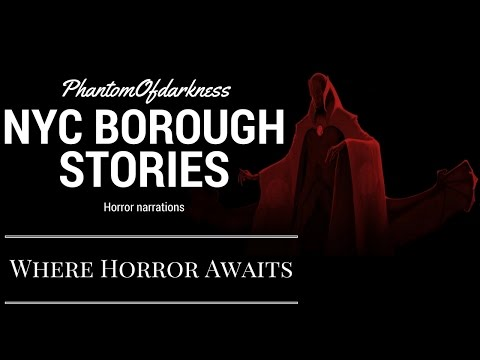NYC Boroughs Ghost Stories