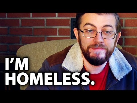 """Temporarily """"HOMELESS"""" - An Update On Life"""