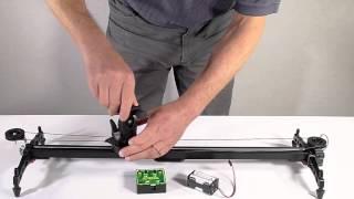 Varavon Motorized Video Camera Slider