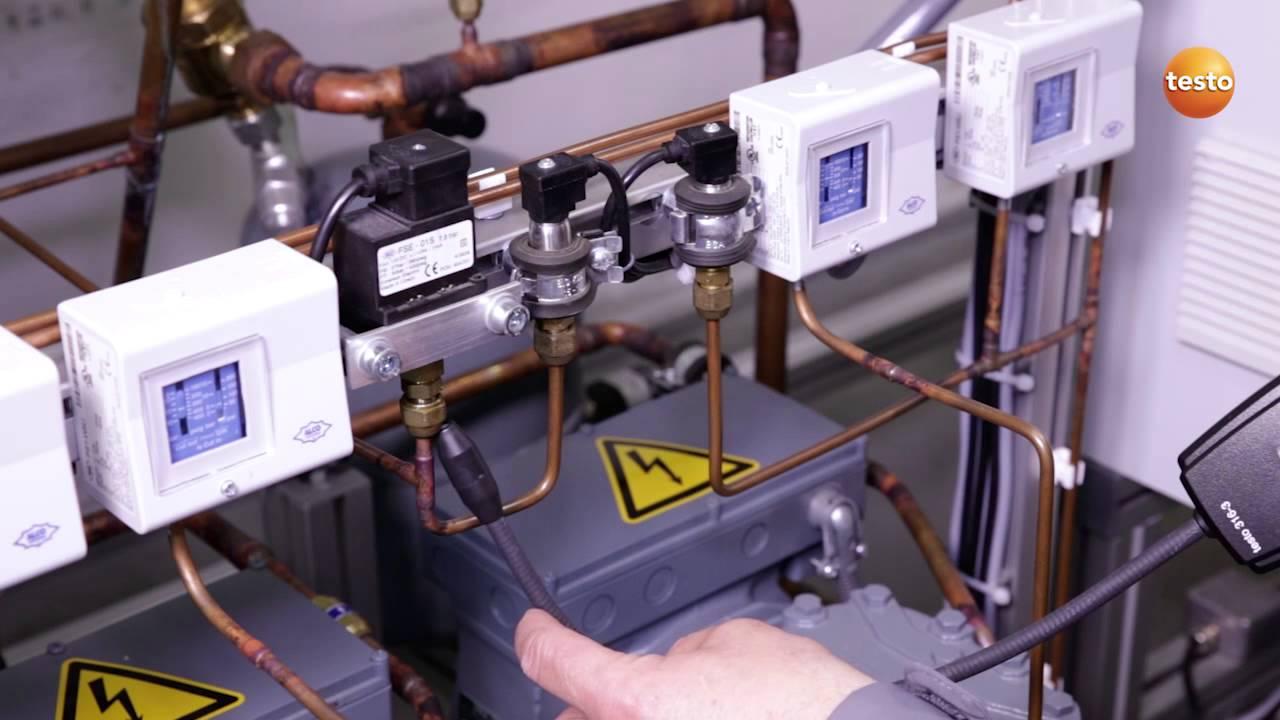 how to find refrigerant leak in refrigerator