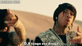 Tyga - Floss in The Bank [Sub Español]