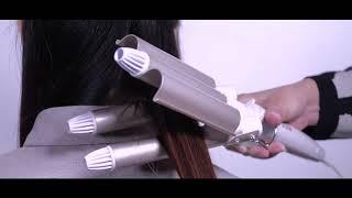 Hair Curling Iron Ceramic Triple Barrel Hair Curler Hair Waver Styling Tools Hair Styler