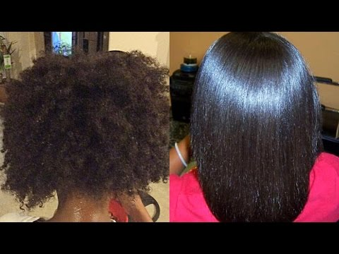Natural Hair Kid Styles The Perfect Flat Iron Press For