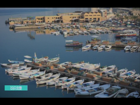 Voyage Voyage - 17/02/2017 - Destination:Lebanon By Sea