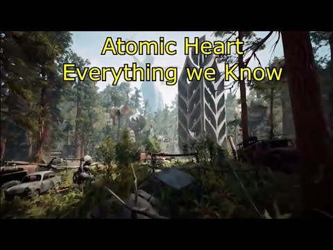Atomic Heart Everything We Know!! Release Date, Story, New Gameplay, And Multiplayer!!