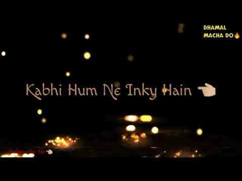 mere-pass-tum-ho-what's-app-status-|-rahat-fatah-ali-khan|ayeza-khan-|humayon-saeed|-lyrics.