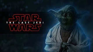 Star Wars: The Last Jedi | Yoda Visits Luke