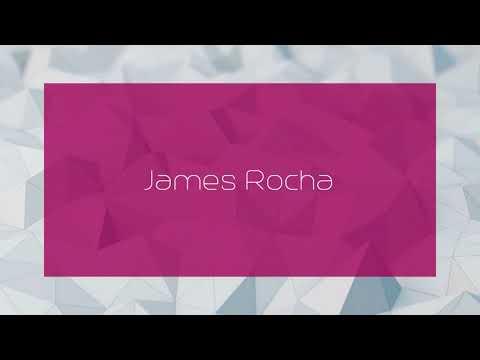 James Rocha - appearance