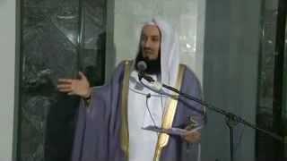 Mufti Menk Day 3 Life of Muhammad PBUH Ramadan 2012