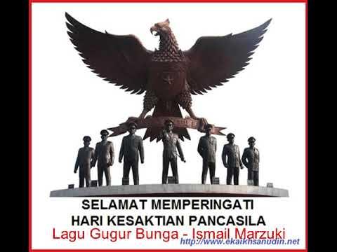 Lagu Gugur Bunga  Ismail Marzuki
