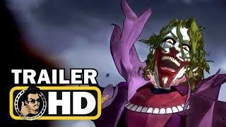 BATMAN NINJA (2018) - Official English Trailer  FULL HD  DC Anime Superhero Movie