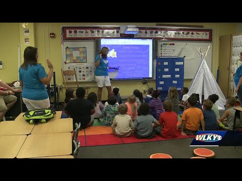 Clarksville Elementary students attend reading camp