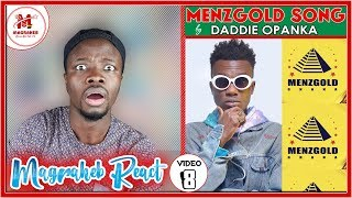 Magraheb Reacts to the #MENZGOLD song by Daddie Opanka || #MagrahebReacts