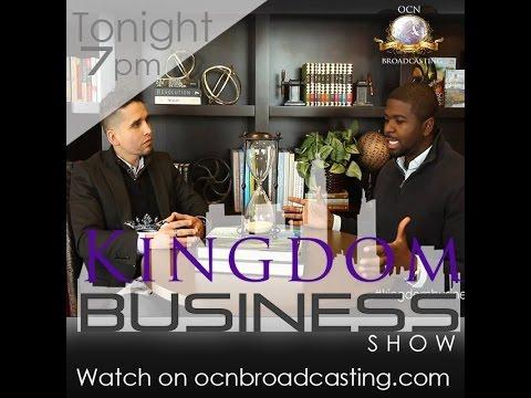 kingdom business //sal torres