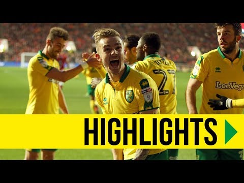 HIGHLIGHTS: Bristol City 0-1 Norwich City