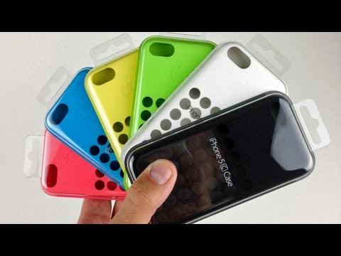 Apple iPhone 5c Case (All Colors)