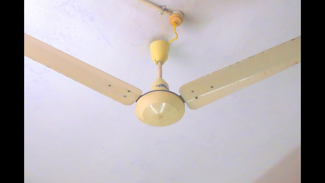 2 Blades 1 Blade Spinning Scary Wobble O Extreme Test Ceiling Fan Torture Part V You
