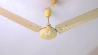 2 Blades & 1 Blade Spinning Scary Wobble O_o Extreme Test Ceiling Fan Torture Test Part V