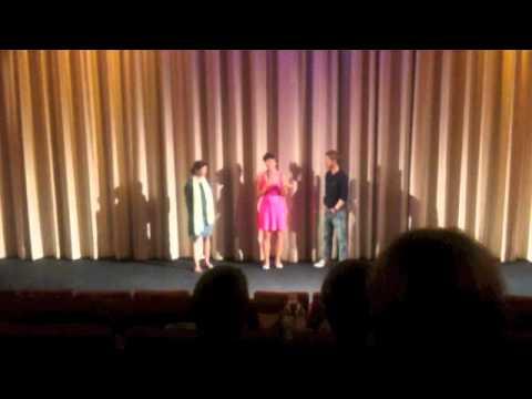 Pollyanna McIntosh + Robert de Hoog - Love Eternal Q&A