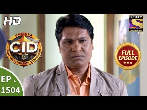 CID - Ep 1504 - Full Episode - 11th March, 2018 thumbnail