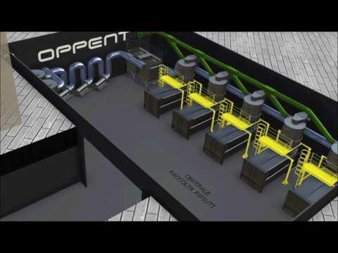 Automatic Waste System. Sistema de recogida Neumática de Ropa y Residuos