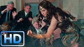 Чудо-женщина спасает заложников / Лига справедливости (2017)