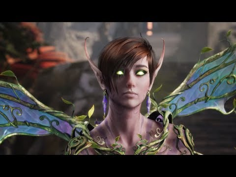 What will you remember? The Fey Paragon Gameplay