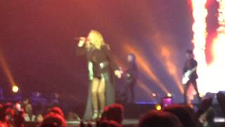 Shania Twain, Getcha Good, Rock this Country tour, August 17, 2015, San Jose, CA