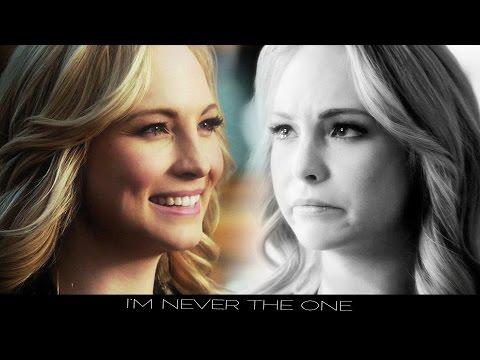 ► Caroline Forbes | I'm never the one