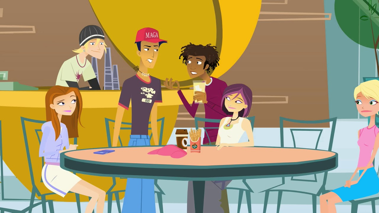 Vote, Dude! (PSA) | 6Teen Reunion 2018 (They live in Canada. Wtf?)