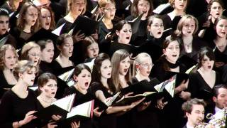 Bruckner: Messe e-Moll - Sanctus, Benedictus (UniversitätsChor München)