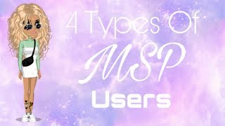 4 Types Of MSP Users - Cotton Candy MSP