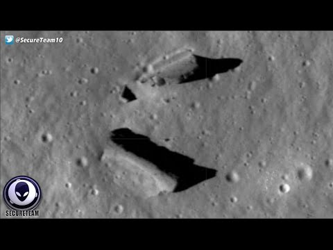 NO DENYING! Alien Base Complex On The Moon & More  5/3/16