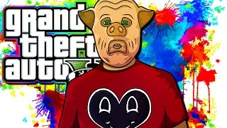 SideArms Gets CALLED OUT! (GTA 5 Turf War!)
